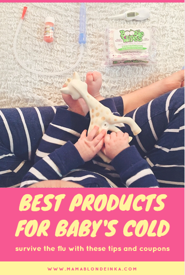 Best Products for Baby Colds and Flu