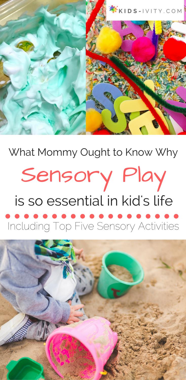 Sensory Play With Kidsivity – #momondays