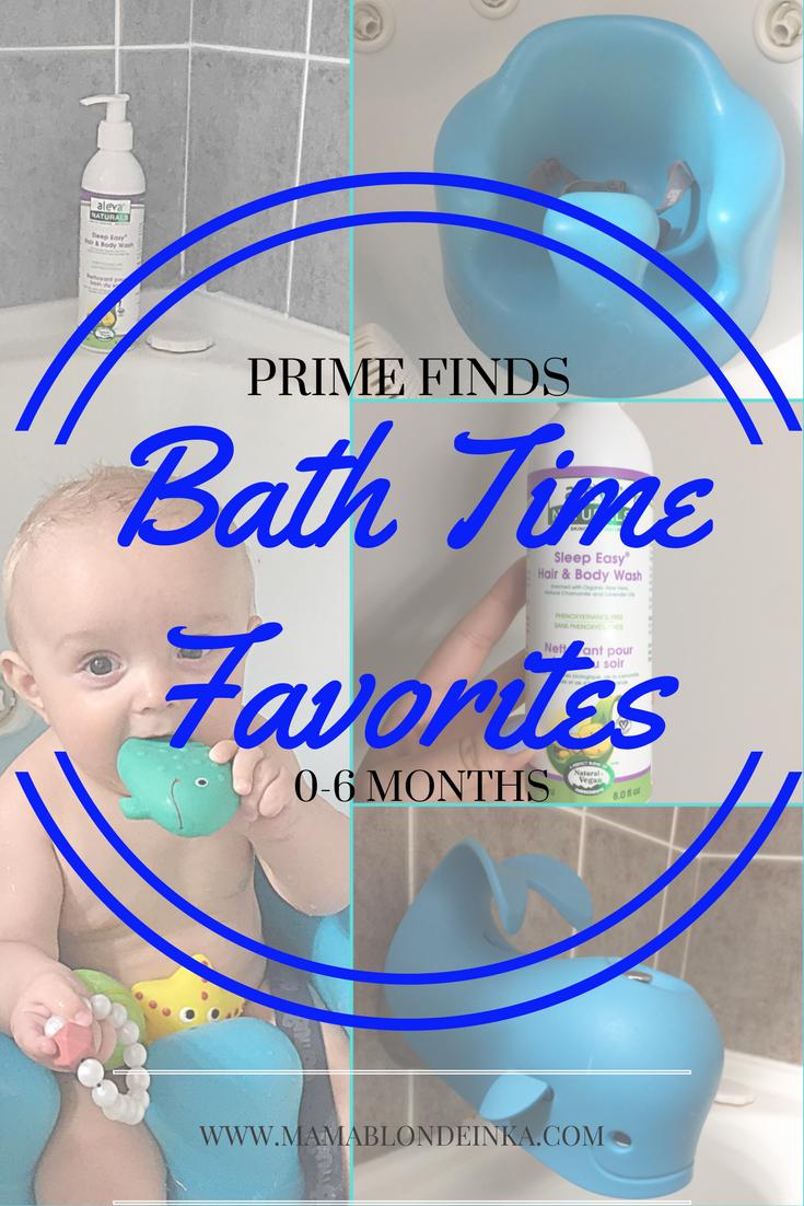 Prime Finds – Bath Time Favorites