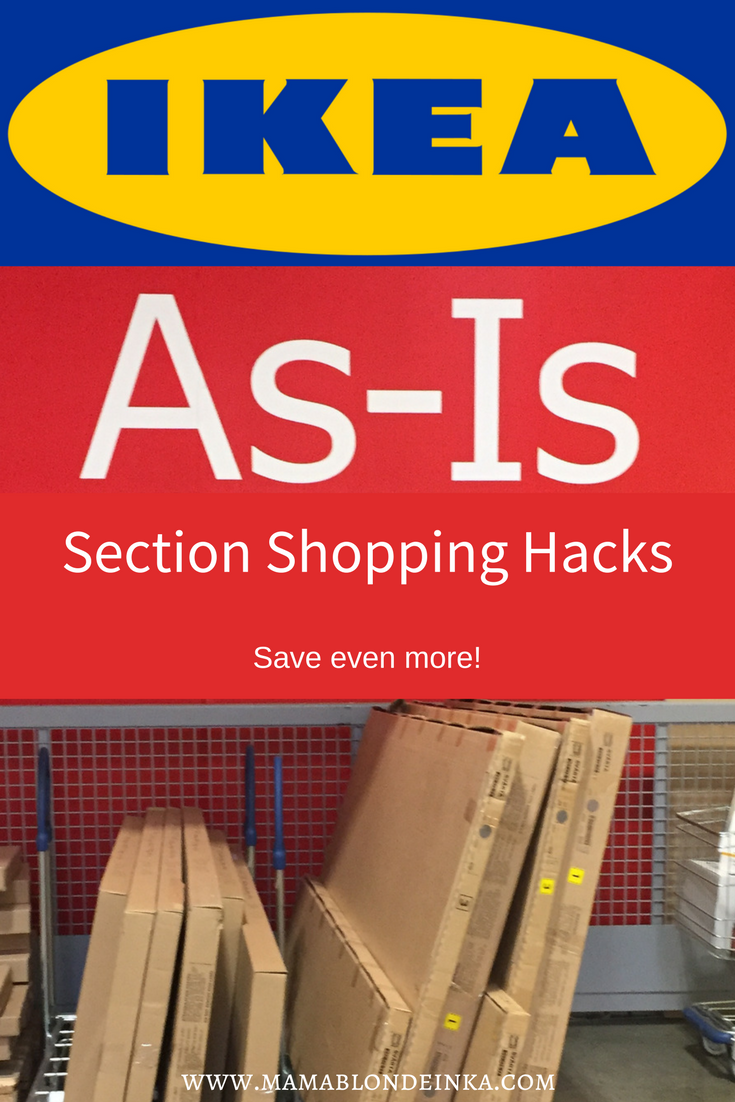 Ikea As Is Section Ping Hacks