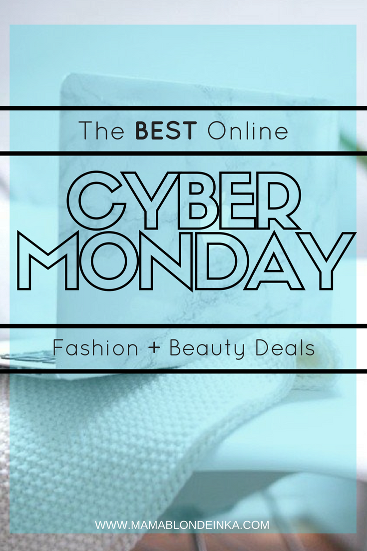 THE BEST CYBER MONDAY DEALS: Steals + Gifting Inspiration