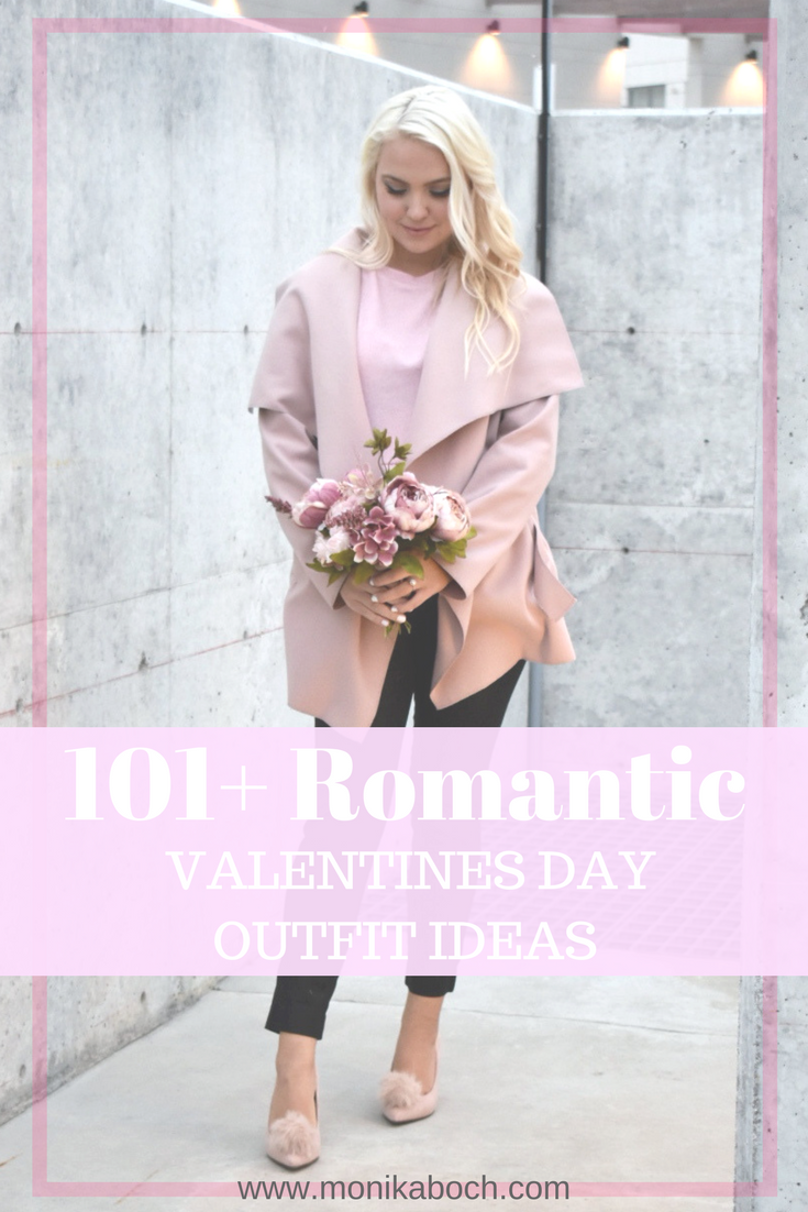 101+ Romantic Valentines Day Outfit Ideas